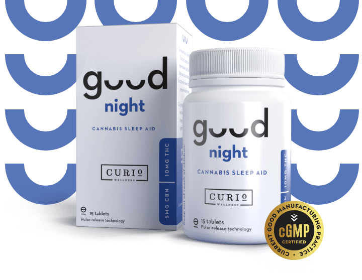Good Night Product Mobile Image