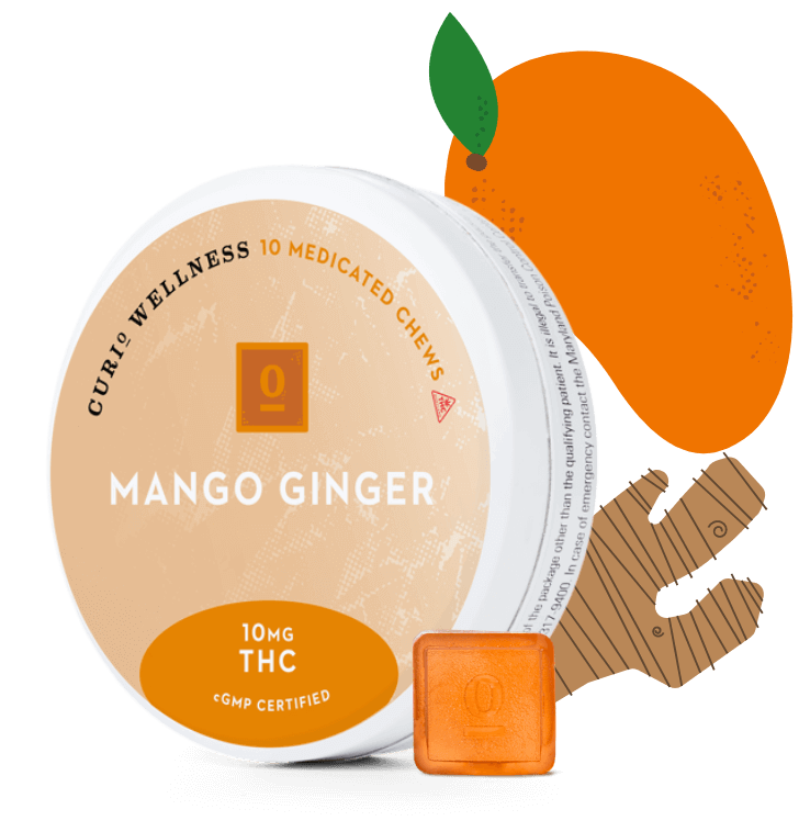 Mango Ginger Product